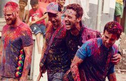 Le Coldplay avec participation de Beyoncé en écoute