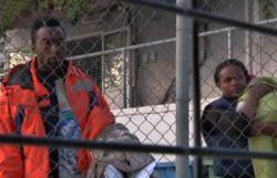 Sur le parcours des réfugiés de Samos aux portes de l'Europe