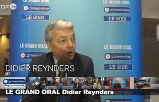 """Didier Reynders: """"Une réforme fiscale pour augmenter le salaire poche"""""""