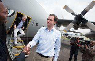 Chronique d'une mission diplomatique belge à haut risque en RDC