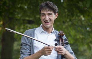 Kacper Nowak, violoncelliste