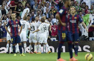 Un grand Real Madrid écarte le Barça à Bernabeu