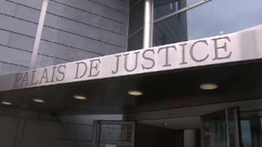 Palais de Justice de Liège.