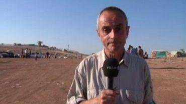 Bernard Lepla a réalisé une série de reportages sur la Syrie