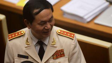 Un haut-gradé de la police devient le nouveau président du Vietnam communiste