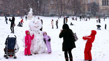 Les boules de neige interdites dans certaines communes flamandes
