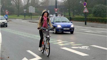 Un vélo de société à la place d'une voiture
