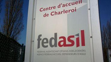 Le Centre Fedasil de Charleroi