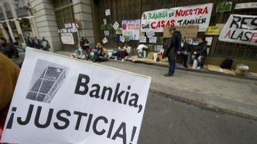 Les banques espagnoles continuent d'inquiéter