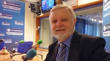 Bernard Rentier, recteur de l'ULg