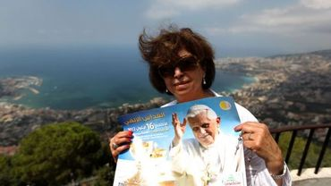Visite symbolique du pape Benoît XVI au Liban