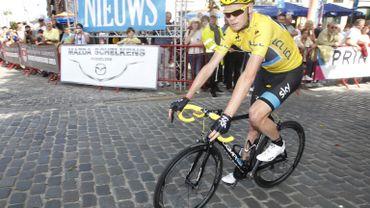 Le Tour de France s'arrêtera à Ypres en 2014