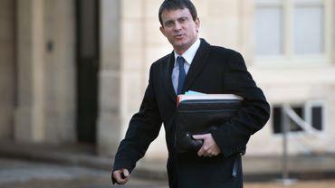 Manuel Valls s'est engagé à renforcer la présence policière le long de la frontière française.