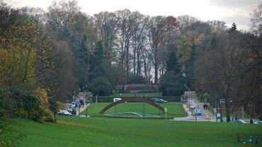 En septembre 2007, un promeneur avait découvert des morceaux de corps dans le parc Duden à Forest.