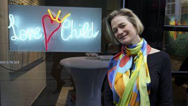 Sybille de Selys-Longchamps, mère de Delphine Boël, veut intervenir au procès