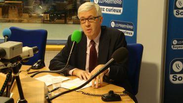 Rudi Thomaes, administrateur délégué de la FEB.
