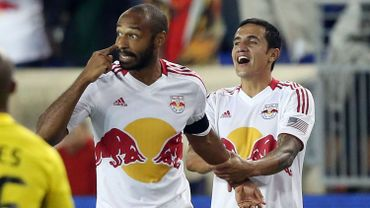 "Le coup de coin direct de ""Titi"" Henry"