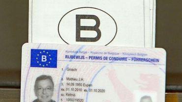 L'actuel et le nouveau permis de conduire