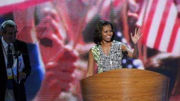 Michelle Obama ouvre le bal de la convention démocrate