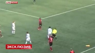 L'arbitre russe qui a agressé le joueur d'Amkar