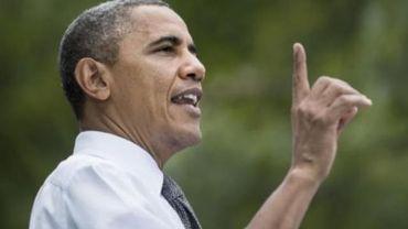 Obama en tête dans trois Etats clés, selon un sondage