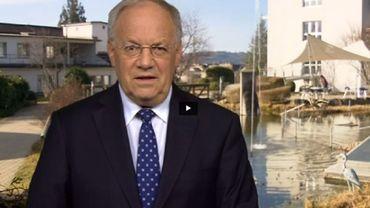 Journée des malades en Suisse: le président de la Confédération tente de faire rire (et y arrive)