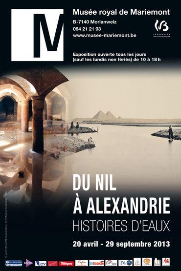 Du Nil à Alexandrie