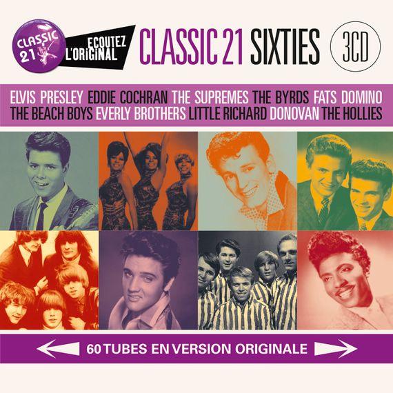 Classic 21 60's  - Tous droits réservés ©