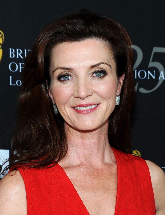 Michelle Fairley couple