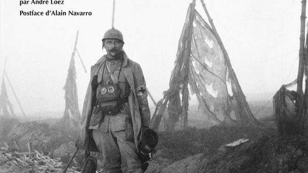 """Le livre """"Ce que j'ai vu de la Grande Guerre"""" (La Découverte/AFP) sort le 10 octobre"""