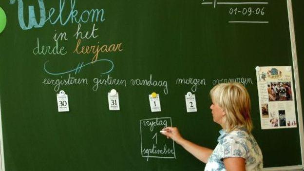 Les jeunes Flamands ne connaissent plus le français