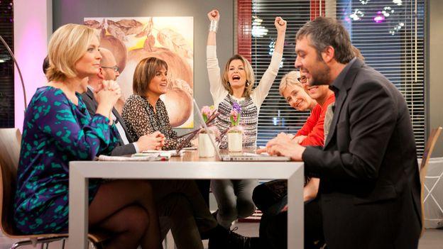 L'équipe de Rien à jeter à table !