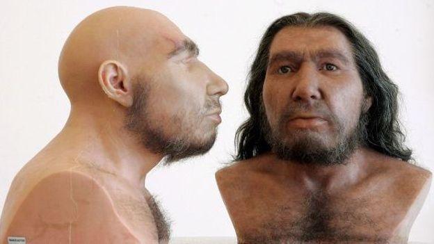 Néandertaliens et Homo sapiens : des relations sans lendemain