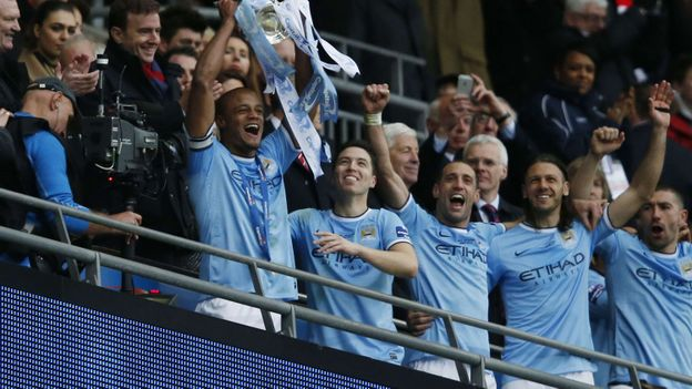 City remportent la League Cup contre Sunderland