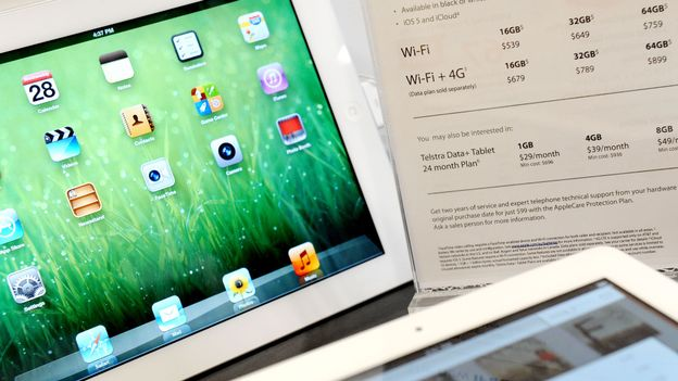 Blankenberge: iPad obligatoire, le pouvoir organisateur défend le projet