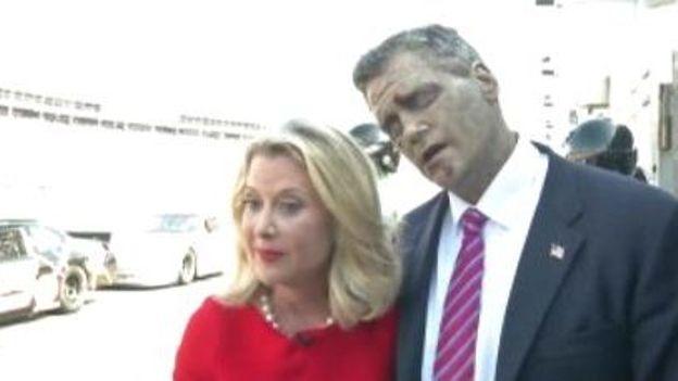 Un zombie candidat à l'élection présidentielle aux Etats-Unis
