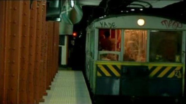 Argentine: terminus pour la plus vieille rame de métro, fabriquée en Belgique