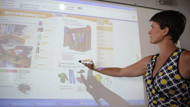 A quand le tableau numérique dans toutes les classes de Belgique?