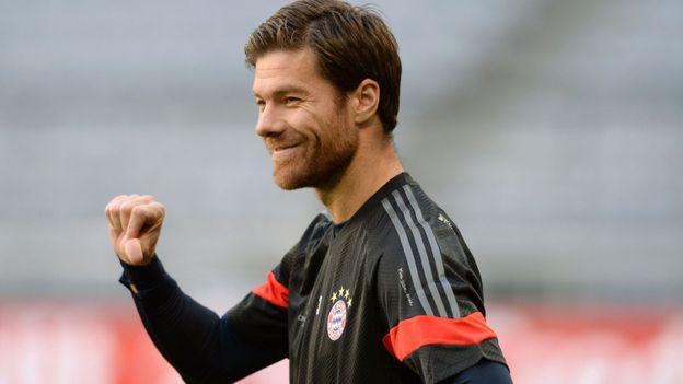 Bayern Munich: record pour Xabi Alonso