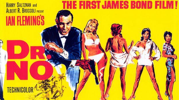 """Cinquante ans après """"Dr No"""", James Bond fête mondialement son anniversaire"""