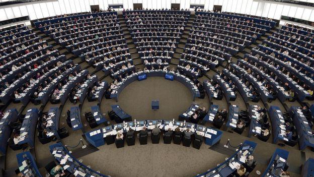 Les députés européens devaient débattre ce mercredi d'une résolution au sujet du TTIP.