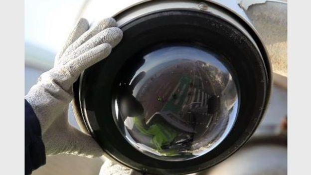 Les nouvelles caméras permettraient au policier d'interpeller directement le citoyen en infraction (illustration).