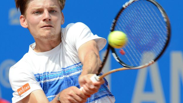 David Goffin sorti au 1er tour à Munich