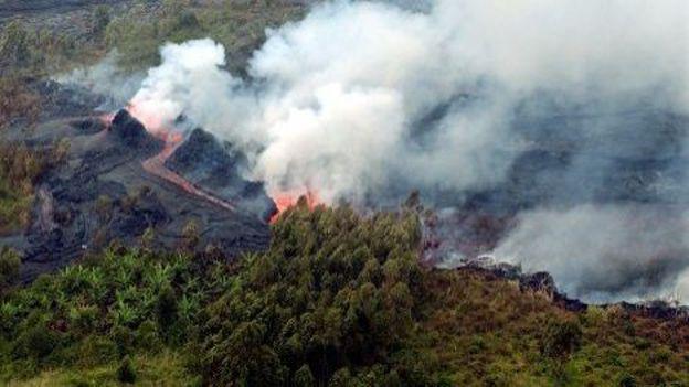 Histoire du monde : La librairie du volcan Nyiragongo