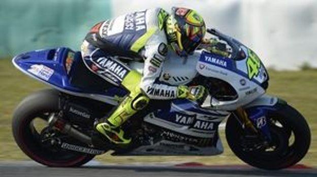 Valentino rossi garde le sourire jorge lorenzo le retrouve rtbf moteurs - Lorenzo prenom ...
