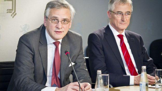 Le gouvernement flamand a présenté la nouvelle formule du Gordel