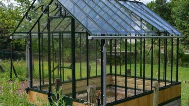 Fabriquer sa serre de jardin - Fabriquer sa serre de jardin ...