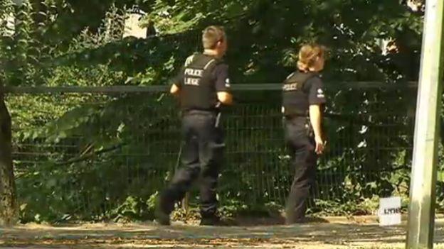 Meurtre homophobe: le suspect affirme avoir été violé par un homosexuel dans le parc d'Avroy