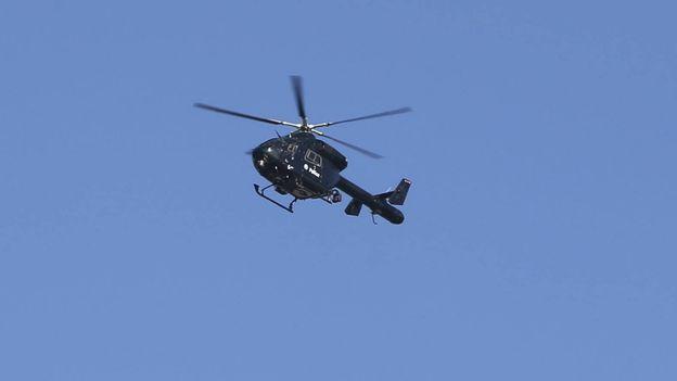Les hélicoptères de la police ne peuvent plus se ravitailler aux pompes civiles