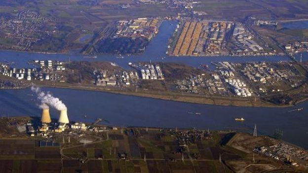 Nuage de chlore au port d 39 anvers le danger est cart rtbf belgique - Port d anvers belgique adresse ...